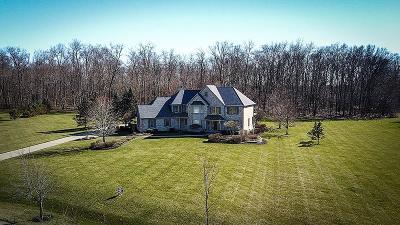 Hamilton Twp Single Family Home For Sale: 487 Lakewood Farms Drive