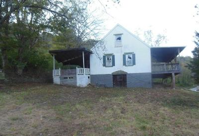 Adams County, Brown County, Clinton County, Highland County Single Family Home For Sale: 7385 St Rt 221