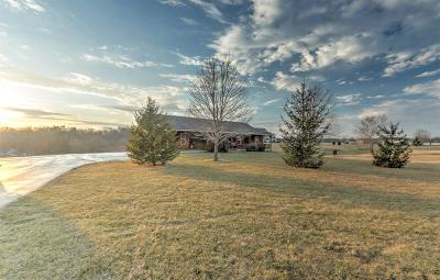 Adams County, Brown County, Clinton County, Highland County Single Family Home For Sale: Sr 730
