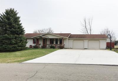 Preble County Single Family Home For Sale: 50 Viking Drive
