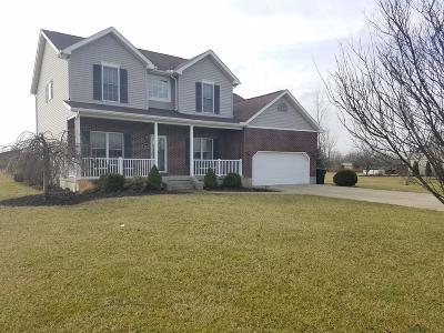 West Harrison Single Family Home For Sale: 1064 Oak Dale Lane