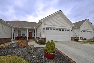 Hamilton Twp Single Family Home For Sale: 1338 Meadow Vista Drive