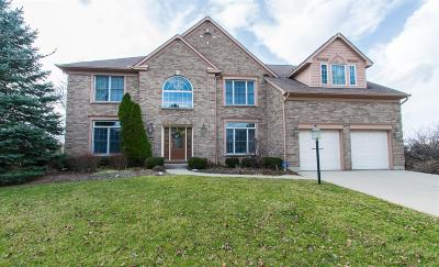 West Chester Single Family Home For Sale: 7087 Wetherington Drive