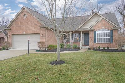 Hamilton Twp Single Family Home For Sale: 7802 Dew Drop Circle