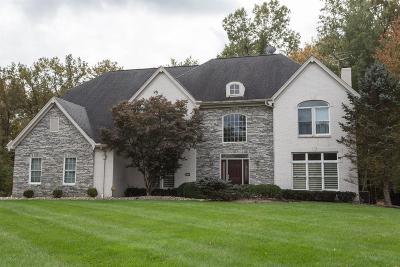 Single Family Home For Sale: 9101 Cummings Farm Lane