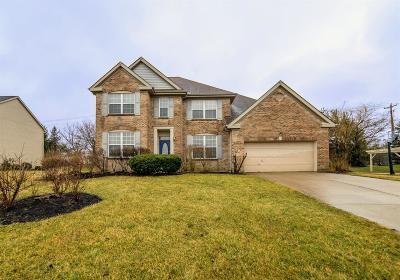 Mason Single Family Home For Sale: 4767 Flagstone Drive
