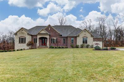 Warren County Single Family Home For Sale: 8183 Overlook Court