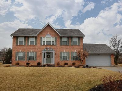 Mason Single Family Home For Sale: 5797 Lisa Court