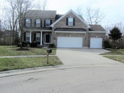 Hamilton Twp Single Family Home For Sale: 5181 Man O War Drive