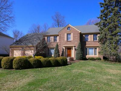 Hamilton County Single Family Home For Sale: 7051 Stonington Road