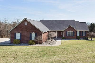 Clermont County Single Family Home For Sale: 1708 Cedar Trail