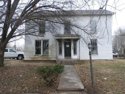 Hillsboro OH Single Family Home For Sale: $41,900