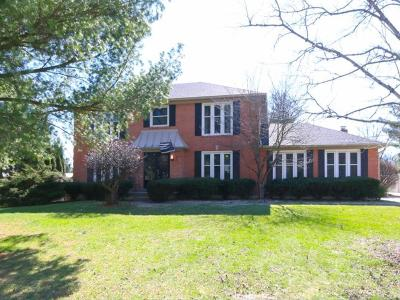 Montgomery Single Family Home For Sale: 8403 Capricorn Drive