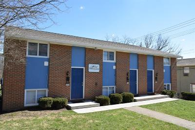 Oxford Multi Family Home For Sale: 209 S Main Street