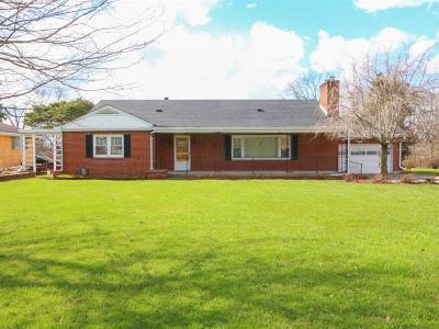 Fairfield Single Family Home For Sale: 4725 Pleasant Avenue