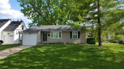 Hamilton Single Family Home For Sale: 1441 Lawrence Avenue
