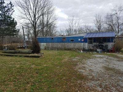Adams County, Brown County, Clinton County, Highland County Single Family Home For Sale: 10732 John Woods Road