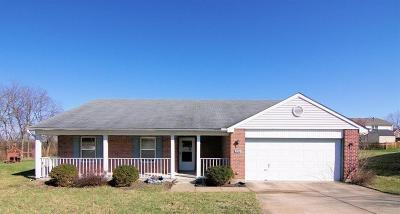 Single Family Home For Sale: 356 Slate Branch Court