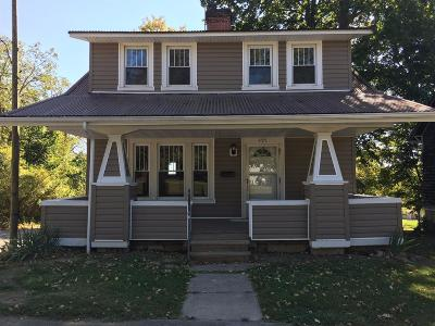 HILLSBORO Single Family Home For Sale: 395 E Main Street