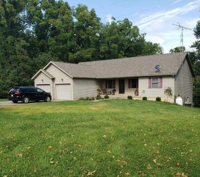 Highland County Single Family Home For Sale: 4158 Sweeney Lane