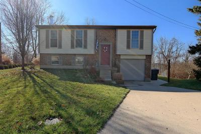 Cleves Single Family Home For Sale: 110 Western Knoll Court