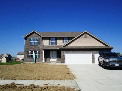 Hamilton Single Family Home For Sale: 1533 Winslow Drive
