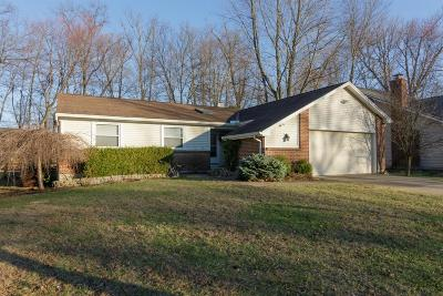 Warren County Single Family Home For Sale: 9106 Woodprint Lane