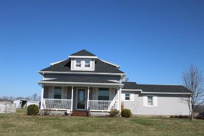 Highland County Single Family Home For Sale: 10916 St Rt 771