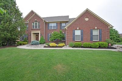 Warren County Single Family Home For Sale: 6720 Cherry Leaf Court