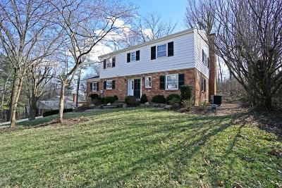 Hamilton County Single Family Home For Sale: 190 Brocdorf Drive