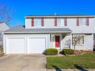 West Chester Single Family Home For Sale: 5378 Leatherwood Drive