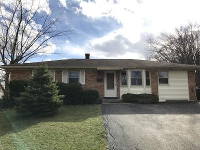 Delhi Twp Single Family Home For Sale: 551 Stillwater Drive