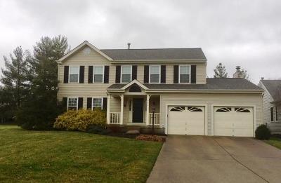 Clermont County Single Family Home For Sale: 943 Saffron Lane