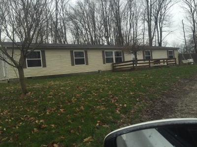 Highland County Single Family Home For Sale: 6340 St Rt 28