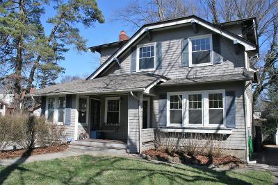 Cincinnati Single Family Home For Sale: 3720 Aylesboro Avenue