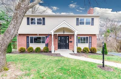 Single Family Home For Sale: 6895 Meadowdale Circle
