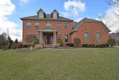 Warren County Single Family Home For Sale: 4703 Homestretch Lane