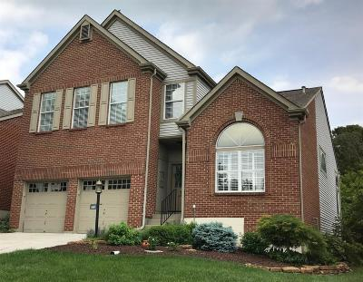 Sharonville Single Family Home For Sale: 11859 Tennyson Drive