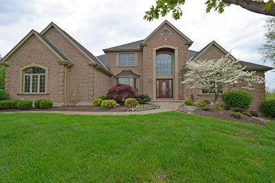 Warren County Single Family Home For Sale: 977 West Wind Cove