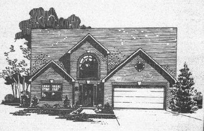 Colerain Twp Single Family Home For Sale: 34 Desertgold Drive