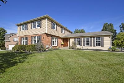 Montgomery Single Family Home For Sale: 7636 Lakewater Drive