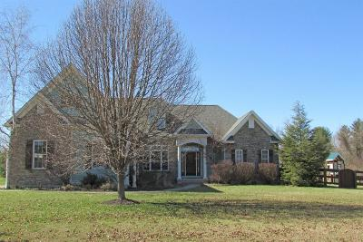 Adams County, Brown County, Clinton County, Highland County Single Family Home For Sale: 1377 Oder Drive