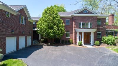 Cincinnati Single Family Home For Sale: 2760 Grandin Road