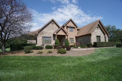 Warren County Single Family Home For Sale: 2534 Ashton Drive