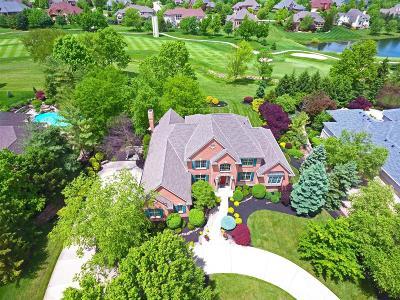 Single Family Home For Sale: 4831 Tillinghast Court