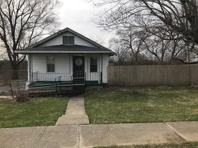 Single Family Home For Sale: 823 Lindy Avenue