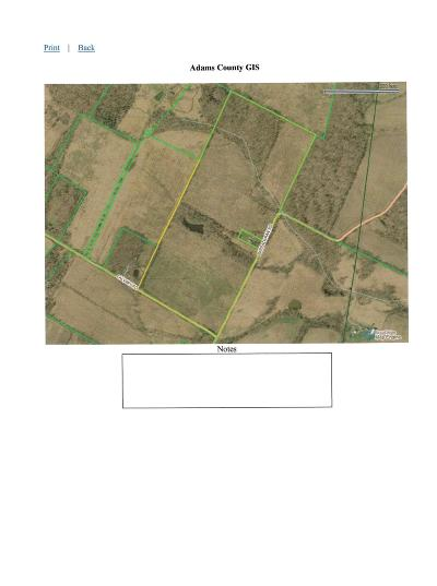 Adams County, Brown County, Clinton County, Highland County Residential Lots & Land For Sale: Barrackman Road