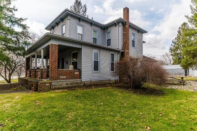 Preble County Single Family Home For Sale: 245 S Main Street