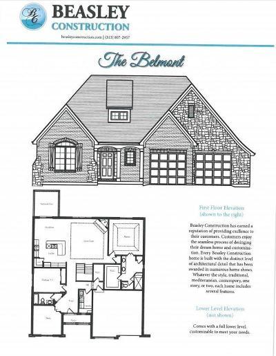Warren County Single Family Home For Sale: 4956 Water Stone Lane