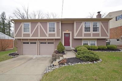 Hamilton County Single Family Home For Sale: 2554 Meadowmar Lane